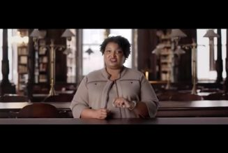 BREAKING: Stacey Abrams Teams Up W/ Amazon To Push Dem. Party Lies Regarding Election Integrity.