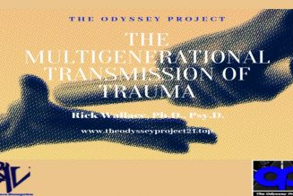 Breaking the Psychological Chains of Slavery Begins With a Commitment to Heal   Dr. Rick Wallace