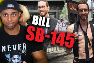 California bill SB-145 is VERY interesting