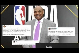 CHARLES BARKLEY BACKLASH FOR DEFENDING THE POLICE IN THE BREONNA TAYLOR CASE | C**N OF THE YEAR