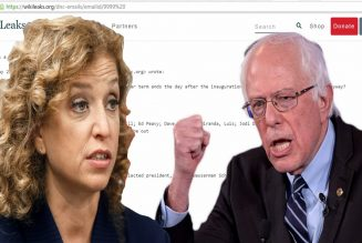 #DNCLeak:Wikileaks DNC Email Leak Proves System Was Rigged Against Bernie Sanders