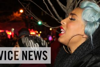 Eric Garner Protests: Excerpts from VICE News Live Coverage – December 3, 2014