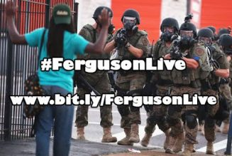 #FergusonLive: Friday, 8/22/14
