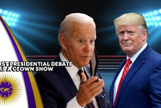 First Presidential Debate Between Joe Biden & Donald Trump Was Beyond Annoying