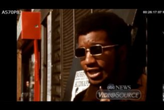 Fred Hampton interviewed by ABC News – October 9th 1969