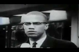 """I will never say that progress is being made"" Malcolm X"