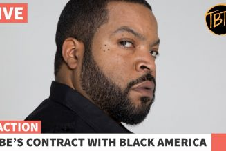 Ice Cube's Contract With Black America | Tim Black