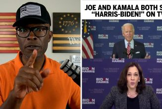 "Kamala AND Joe BOTH Said ""Harris-Biden!"" Mistake Or ???"