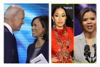 Kamala, Cardi, Candice, and Biden…let talk about the bs w/Mechee x