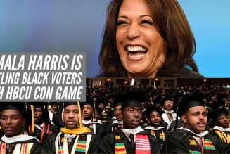 Kamala Harris Is Hustling Black Voters With HBCU Con Game