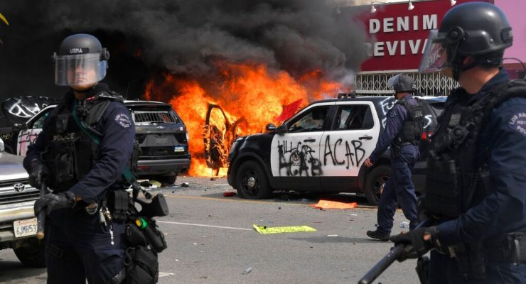 Let's talk about violent and nonviolent protests….. Are they effective?