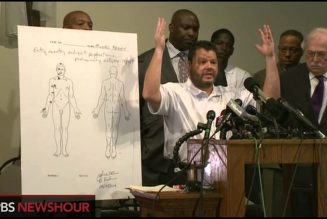 Medical examiner, lawyers answer questions about Michael Brown's autopsy
