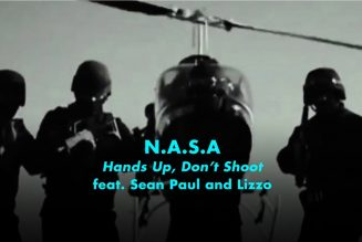 "N.A.S.A. – ""Hands Up, Don't Shoot! feat. Sean Paul and Lizzo"" (Official Music Video)"