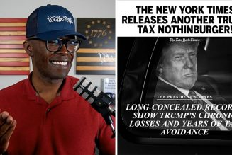 "New York Times Trump Tax ""Bombshell"" Is A Nothing Burger!"