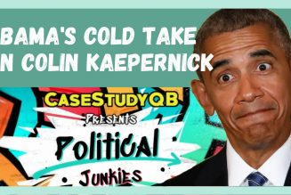 Obama's Cold Take on Colin Kaepernick