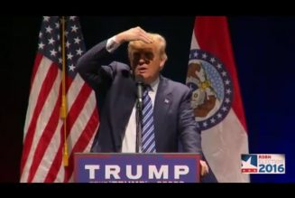 Protesters Interrupt Donald Trump for 14 Straight Minutes in St. Louis