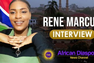 Rene Marcus Speaks On The Gambia, Black American Propaganda, Right & Wrong Way To Correct Africa