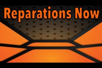 Reparations Now!
