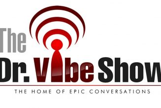 """The Dr. Vibe Show™: Richard M. Wright """"Masculinity, Love And Liberation"""""""