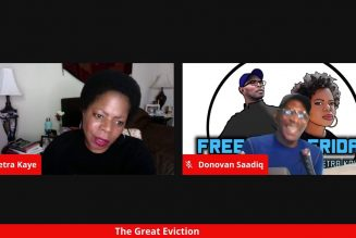 The Great Eviction