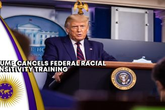 Trump Directs White House To Cancel All Contracts For Federal Diversity & Inclusion Training