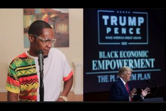 Trumps Goes After The Black Vote, Is The Platinum Plan Really About Empowerment?