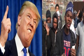 Update: Reaction To Donald Trump Anthem Proves Black Lives Don't Matter In America