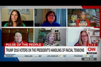 """White Suburban Moms"" Who Voted For Trump Now Argue Over His Racism"