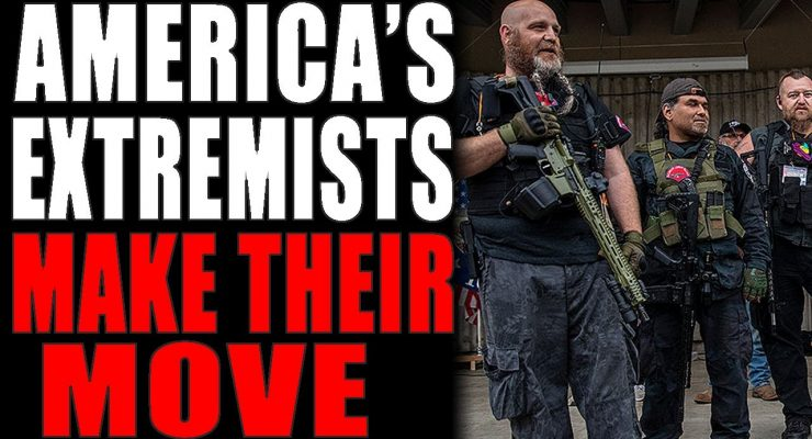 10-10-2020: American Extremists Make Their Move