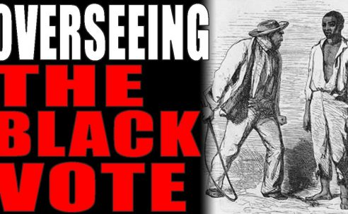 10-18-2020: Overseeing The Black Vote