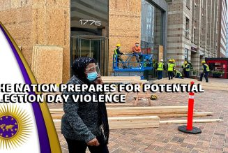 3rd World America-Major Cities Prepare For Potential Election Day Violence