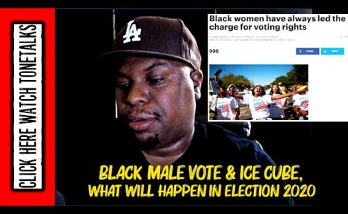 Black Male Vote & Ice Cube, What will happen in Election 2020?
