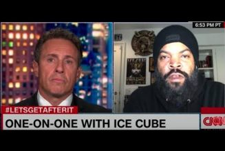 BREAKING: Ice Cube Goes On CNN To Set The Record Straight. Gets Cuomo To Apologize.
