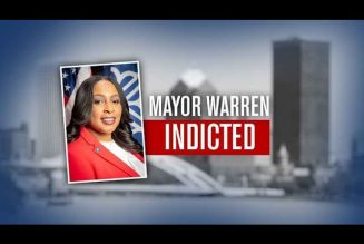 BREAKING NEWS: Rochester NY's Mayor, Lovely Warren, INDICTED!