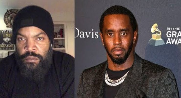 BTP POP UP | The Ice Cube situation and Diddy's Black Political Party