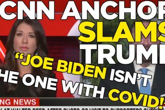 "🔥 CNN Anchor SLAMS Trump: ""Joe Biden isn't the one in the hospital with COVID!"""