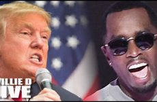 Diddy Changes Mind About Holding Black Vote Hostage, Says White Men Like Trump Need To Be Banished!!