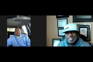 Dr. Michael K. Blanchard Talks Ice Cube, Dr. Claud Anderson, New Book & More | Dr. Rick Wallace