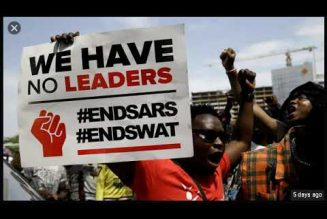 #ENDSARS IN NIGERIA | #LEKKIMASSACRE 12 DEAD AFTER MILITARY OPEN FIRE.