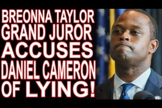Grand Juror Exposes A.G. Cameron For Not Giving Jury Option To Indict