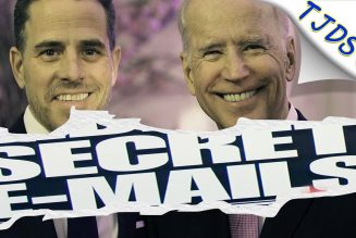 Hunter Biden's Emails – Using Russia-Gate To Cover Up CORRUPTION!