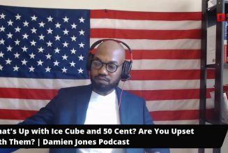 Ice Cube, 50 Cent, and Election Disruption | Damien Jones Podcast