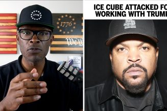 Ice Cube ATTACKED For Working With The Trump Administration!