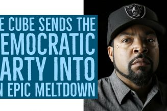 Ice Cube Sends The Democratic Party Into An Epic Meltdown