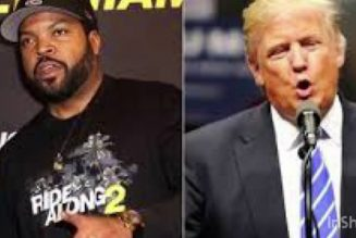 Ice cube working with Trump causes major backlash #Icecube #Donaldtrump #Democrats