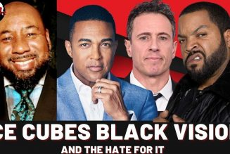 Ice Cubes Black Vision and The Hate For it