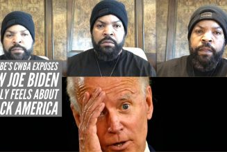 Ice Cube's CWBA Exposes How Joe Biden Really Feels About Black America