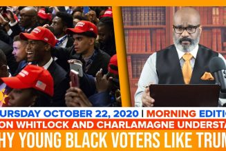 JASON WHITLOCK AND CHARLAMAGNE KNOW WHY YOUNG BLACK VOTERS LIKE TRUMP | The Stewart Alastair Edition