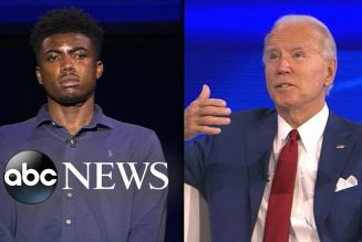 Joe Biden pressed on why Black voters should choose him l ABC News Town Hall