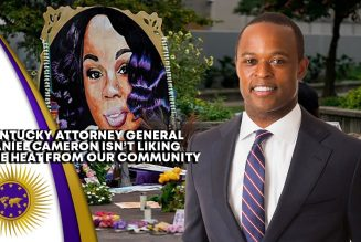 Kentucky Attorney General Daniel Cameron Files Motion To Silence Grand Jurors From Exposing Him
